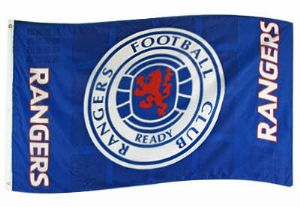 Rangers Football Club Large 5ft x 3ft Flag (PF)